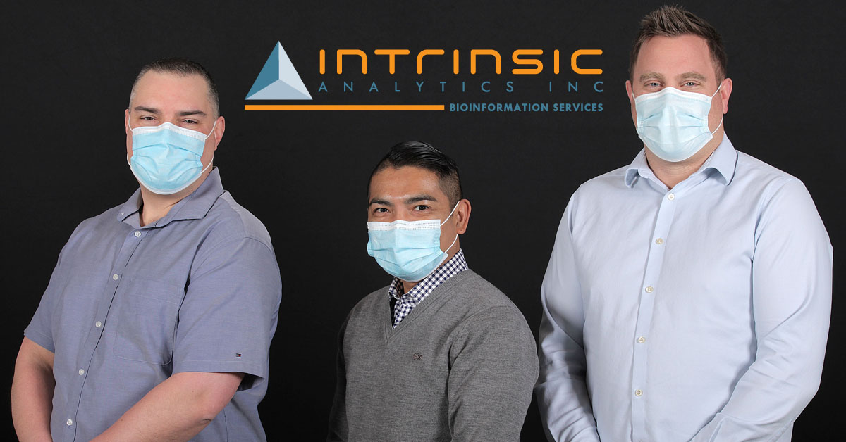 Intrinsic Analytics, in partnership with St. Boniface Hospital Research, awarded COVID-19 Innovation Proof of Concept Grant